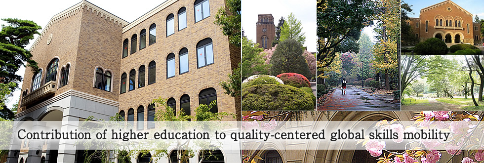 Contribution of higher education for quality-centered global skill mobility